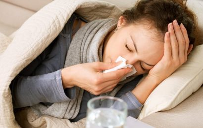 COVID and flu: How big could the dual threat be this winter?