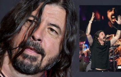 Dave Grohl health: The Foo Fighters singer collapsed due to serious injury