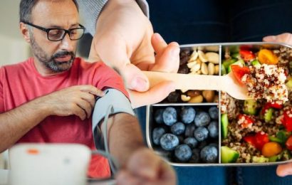 High blood pressure: Surprising food item considered 'risky' and can impact reading