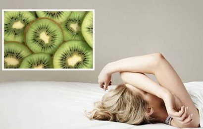 How to sleep well: Five natural foods to 'get a great night's sleep'