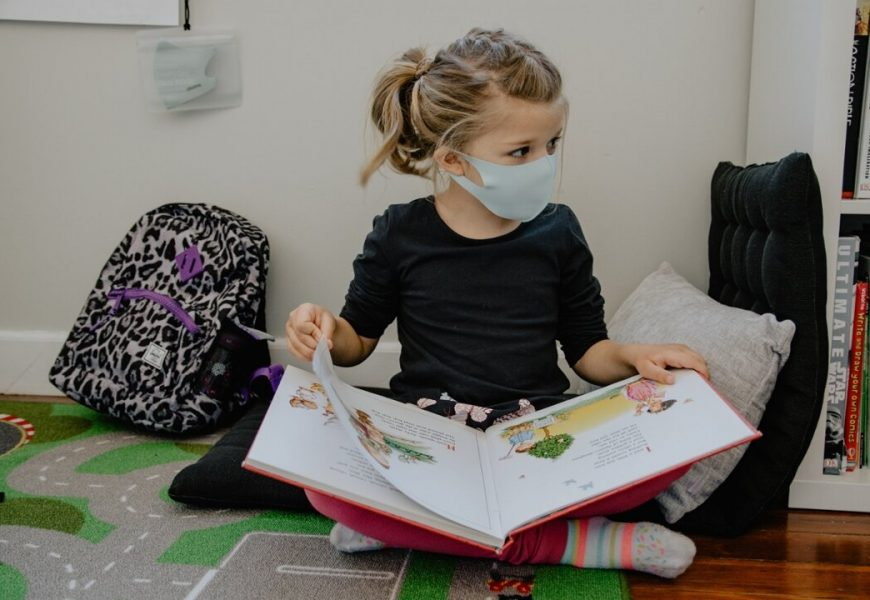 One-third of Canadians think parents will still send children to school while sick